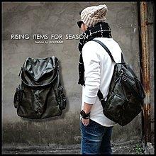 。R.C。2016 Vogue.獨家精品包款!! 質感迷彩人字紋帆布 鋸齒拉鍊造型 前衛時裝後背包.GD!!~特惠850