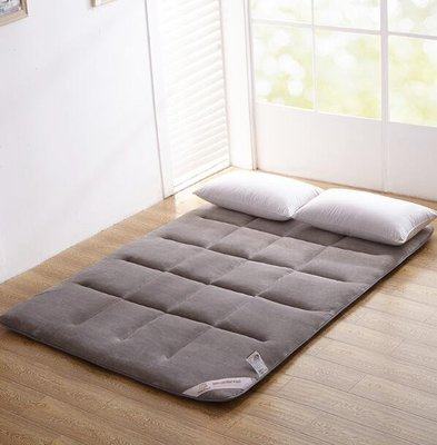 沙發床 坐墊 榻榻米床墊地墊打地鋪睡墊可折疊  居家打地鋪神器 折疊省空間—莎芭