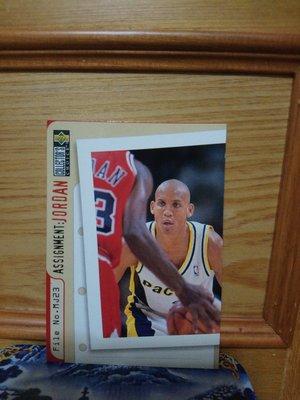 1996 Collectors Choice Assignment Michael Jordan #365