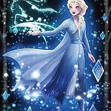 拼圖專賣店 日本進口拼圖 DSG266-969(266片透明拼圖 冰雪奇緣2 艾莎的魔法)