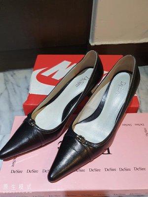 Desire 9.99成新小羊皮專櫃包鞋