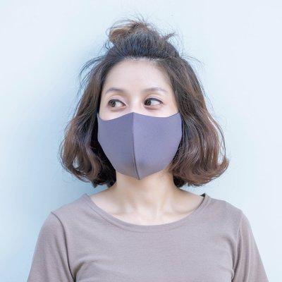 【勤逸軒】Prodigy超透氣MIT防曬立體口罩-霧灰紫1入