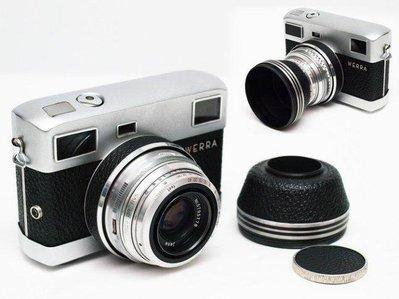 Carl Zeiss Jena Werra Tessar 2.8/50mm 疊影對焦
