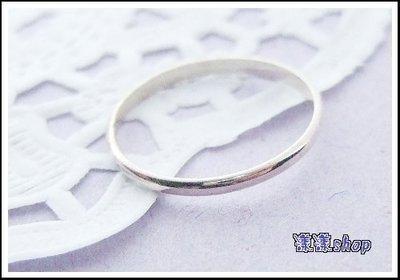 *。漾漾小舖*。3-12號極美拋光極佳細緻戒指.925純銀【G037】☆防過敏.可郵局無折
