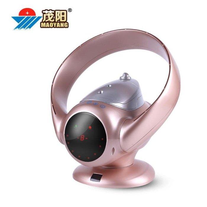 空氣循環扇加濕無葉風扇家用靜音電風扇遙控落地台式壁掛扇  DF