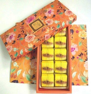 土鳳梨酥(大顆50g ) 9入禮盒~ 中秋節禮盒╭ 蓁橙手工烘焙╮