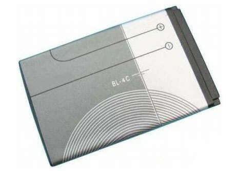 全新 BL-4C 電池 BL4C NOKIA 6260/6300/7270