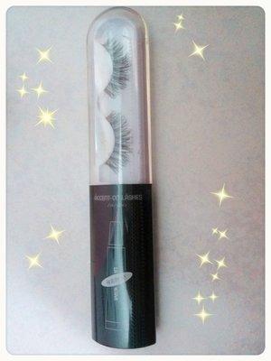 SHISEIDO 資生堂 Accent-on lashes 華麗豐盈睫毛一對 全新品 未拆封