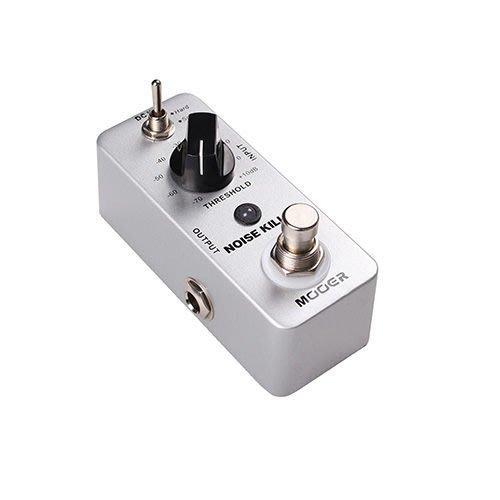 ☆ 唐尼樂器︵☆ Mooer Micro Series Noise Killer 電吉他/電貝斯 Bass 消雜音效果器