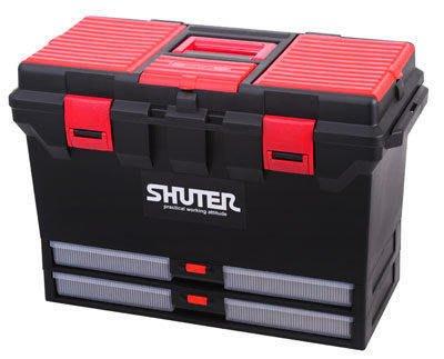 附發票*東北五金*【樹德】工具箱 TB-802 零件箱 收納箱 手提箱 螺絲盒 工具盒,工具箱 零件盒 來電:650