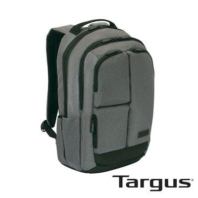 Targus Transpire 15.6 吋 多功能後背包 時尚電腦後背包(灰)