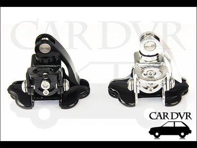【CAR DVR專賣館】含運~ UM 3S 最新版 天線固定座 不銹鋼 防盜快拆座 銀色 黑色 無死角調整