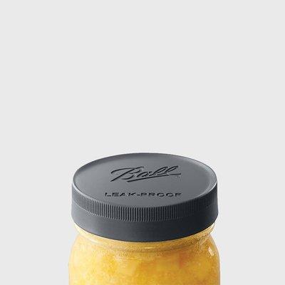☘小宅私物 ☘ 美國 Ball 梅森罐 窄口專用 防漏密封塑膠蓋 (單入) 現貨 附發票