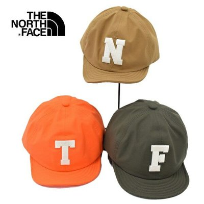 TSU 日本代購 The north face 帽子 GTX Baseball Cap 防潑水 老帽 NN42030