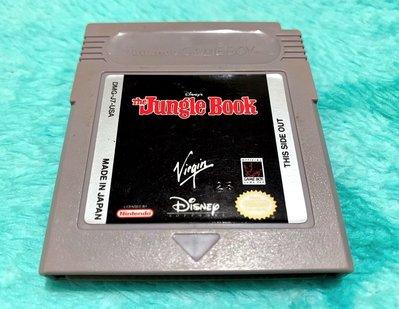 幸運小兔 GB遊戲 GB 森林王子 THE JUNGLE BOOK 任天堂 GameBoy GBC、GBA 適用 F2