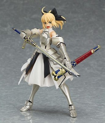 GSC Max Factory figma 350 Saber Lily Fate Grand Order new 雷姆 aniplex fgo nero