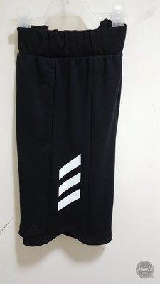 POMELO柚 Adidas pick up short CE6957 黑色 棉質短褲 三條線 運動短褲 愛迪達