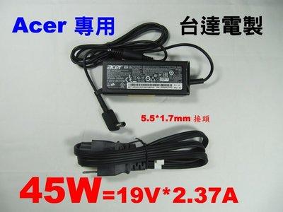原廠 Acer 45W 變壓器 E5-573G E5-573T E5-573TG E5-721 E5-722 台北市