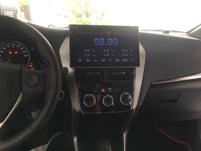 (柚子車舖) 2018-2019 YARIS 4代 10.2吋 安卓 專用機加前行車加倒車影像 可到府安裝 a