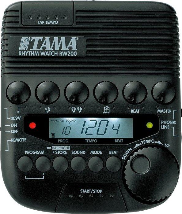 《民風樂府》全新到貨 TAMA RW200 鼓手專用節拍器