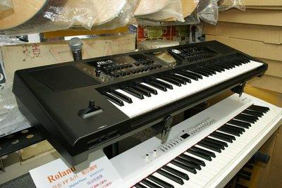 [匯音樂器]ROLAND BK-5 自動伴奏電子琴Backing Keyboard最新款,歡迎試彈「Roland推薦網路商家」