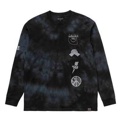 【W_plus】CARHARTT 21SS - L/S Tab T-Shirt