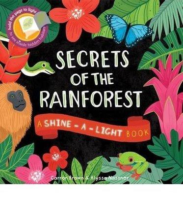 發光書之熱帶雨林 SECRETS OF THE  RAINFOREST