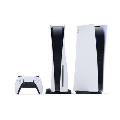 遊戲機首發 索尼 PS5主機 PlayStation電視游戲機 高清 藍光8K 港版