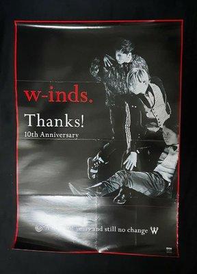 【影音新天地】《日本偶像天團 W-inds 》海報《105》.....