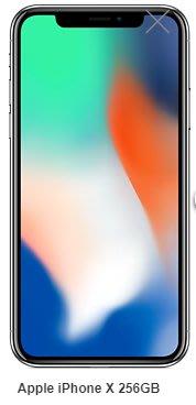 永興蘋果專賣店Apple iPhone X 256GB
