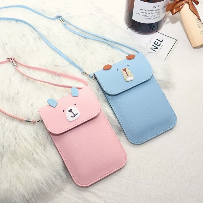 那家小屋-新款韓版可愛手機包女包小清新單肩斜挎包簡約百搭迷你小包包#手機包#斜挎包#單肩包#信封包#零錢包