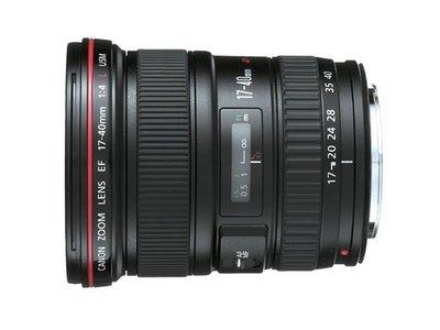 *兆華國際* Canon EF 17-40mm F4L USM 佳能公司貨