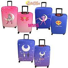 正版 美少女戰士 Sailormoon 月野兔 露娜 亞提密斯 行李箱套 旅行箱套 行李箱保護套