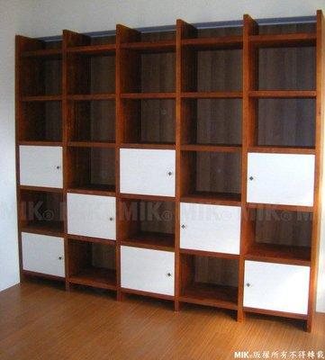 【MIK廚具 直營】自行設計省設計費→書櫃→就是賣這個書櫃