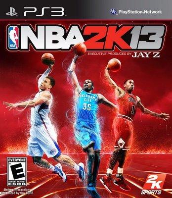 【二手遊戲】PS3 美國職業籃球賽 2013 NBA 2K13 英文版【台中恐龍電玩】 台中市