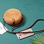 【T3】大款手工編織包 藤編織包 度假風 休閒 手工包 圓形包 方形包 草編包【BG38】