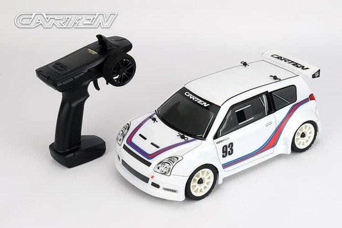 大千遙控模型  Carten 凱登 M210 1/12 SWIFT 像真拉力賽房車 RTR