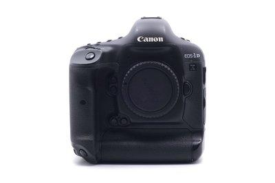 【台中青蘋果】Canon EOS 1DX 單機身 二手 全片幅 單眼相機 快門次數約6XX,XXX #21197