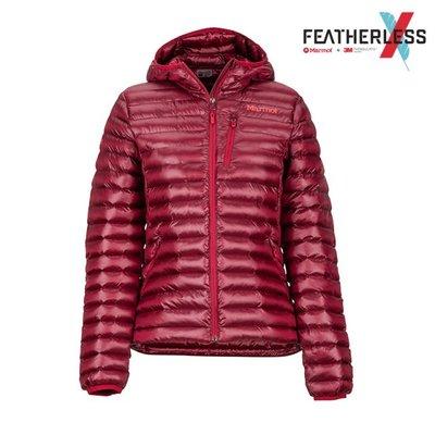 【Marmot總代理】W's Avant Featherless Hoody 女款連帽保暖外套 #79020