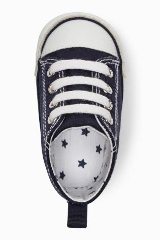 英國 NEXT 寶寶 可愛學步鞋 海軍藍童靴12-18m 現貨(Carter`s GAP Gym bore)