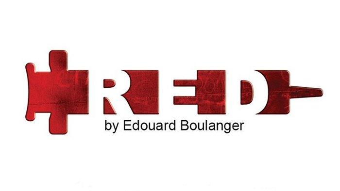 [魔術魂道具Shop]紅海綿吸移器~~RED by Edouard Boulanger