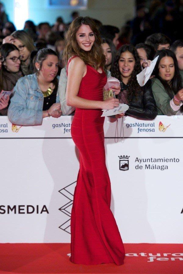 Meico Fashion 美可時尚 Herve Leger Ellen Gown 經典繃帶長禮服 洋裝 (現貨)