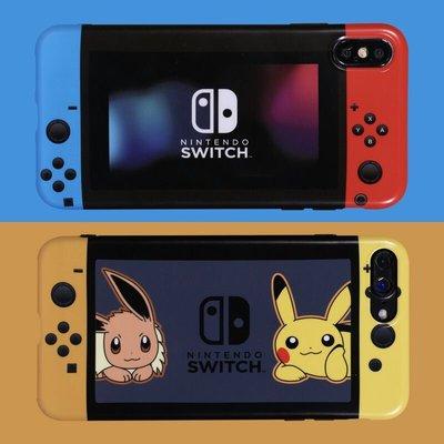 SWITCH x Pokemon 款iPhoneCase 手機殼