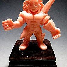 【 金王記拍寶網 】(常5) W5210 早期日版袖珍老玩具 筋肉人 老品一隻 絕版罕見稀少 (櫥櫃袖珍品老玩具珍藏)