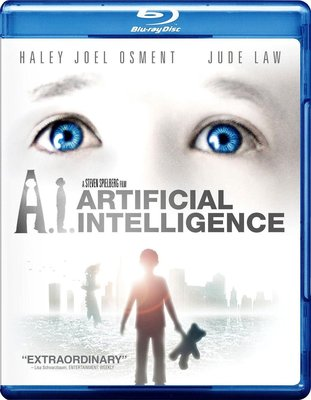【藍光電影】AI人工智慧 / 人工智能 / Artificial Intelligence: AI (2001)