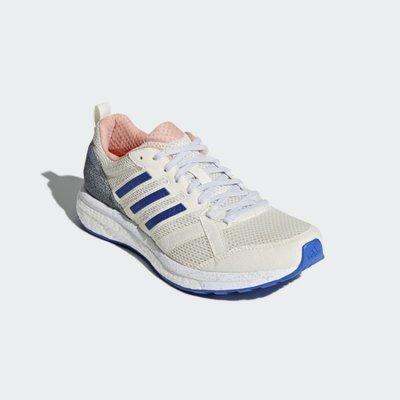 ADIDAS Adizero Tempo BOOST 3 愛迪達 米灰藍 透氣 慢跑鞋 女鞋 CP9498 YTS