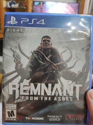 PS4 遺跡:來自灰燼 REMNANT 簡中版 射擊版的暗黑破壞神3