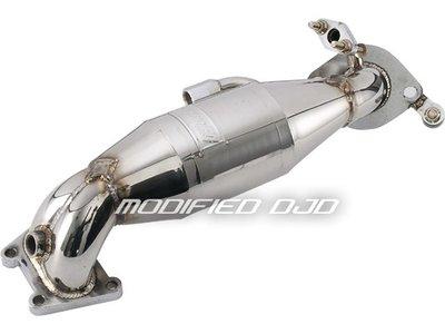 DJD Y0143 HONDA CIVIC-8th 1.8 頭段含金屬觸媒-4版 排氣管