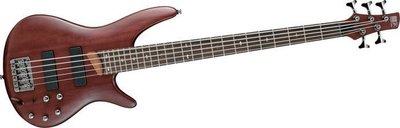 【成功樂器】Ibanez SR505F 5 String Fretless Bass 五弦 無琴格 電貝斯