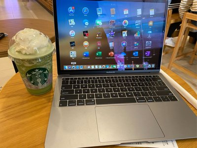 MacBook Air 128GB 2019版本